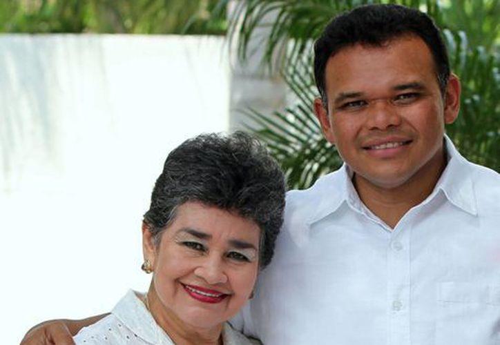 Rolando Zapata Bello.- Gobernador de Yucatán. (SIPSE)