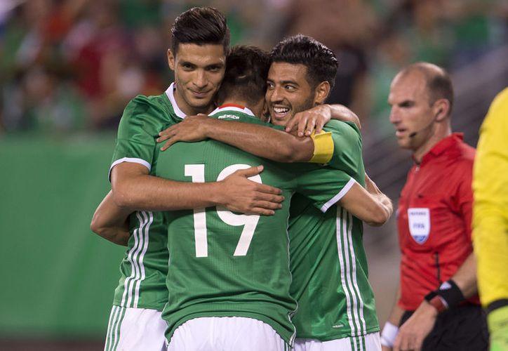 La Selección Mexicana dio a conocer sus convocados para los juegos eliminatorios contra Honduras y Estados Unidos. (Televisa Deportes).