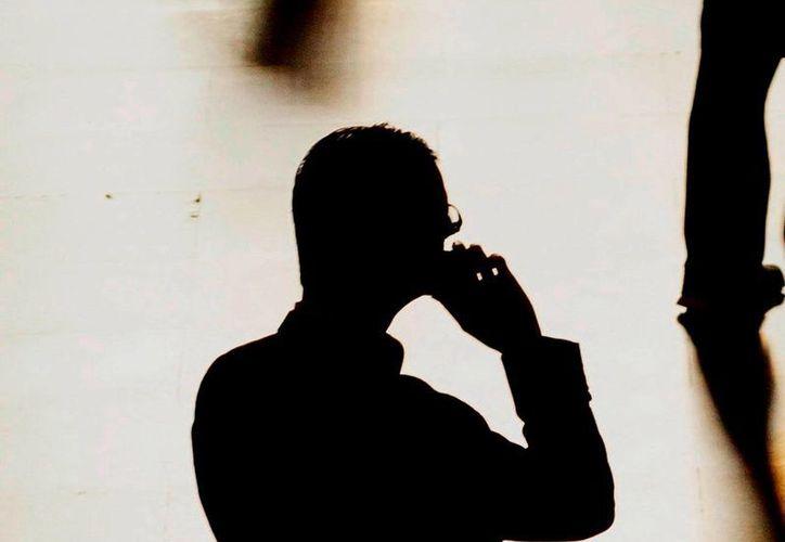Zoreda Novelo reconoció que en todo el país aumentaron las denuncias de chantaje telefónico, en su mayoría fueron protagonizados por delincuentes organizados. (Agencias)
