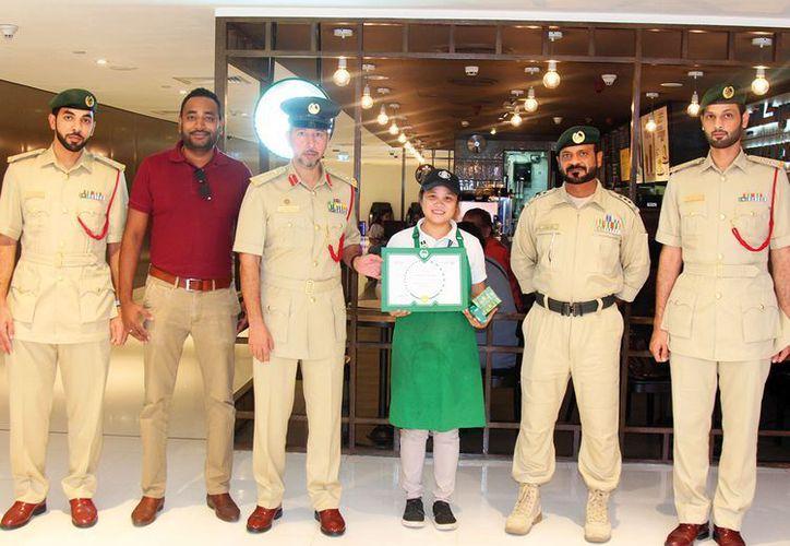 Image Credit: Courtesy: Dubai Police