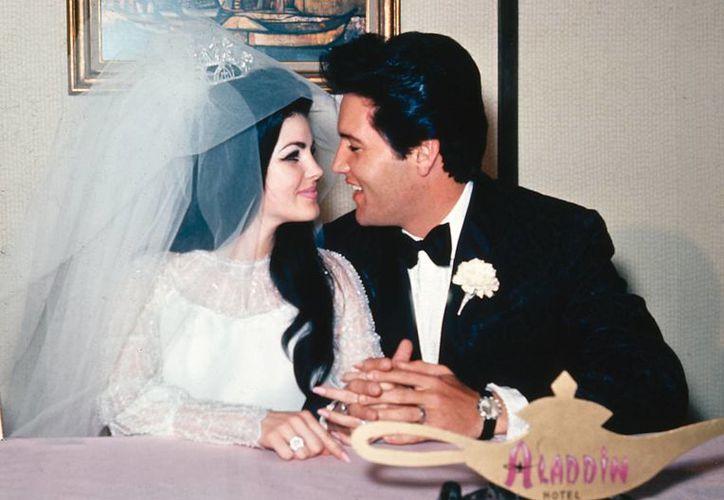 Priscilla Presley asegura que  Elvis fue un hombre con mucha clase. (AP)
