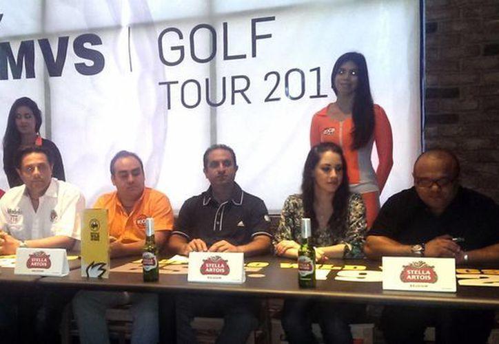 La Gira MVS de golf repartirá 80 mil dólares en premios. (Milenio Novedades)