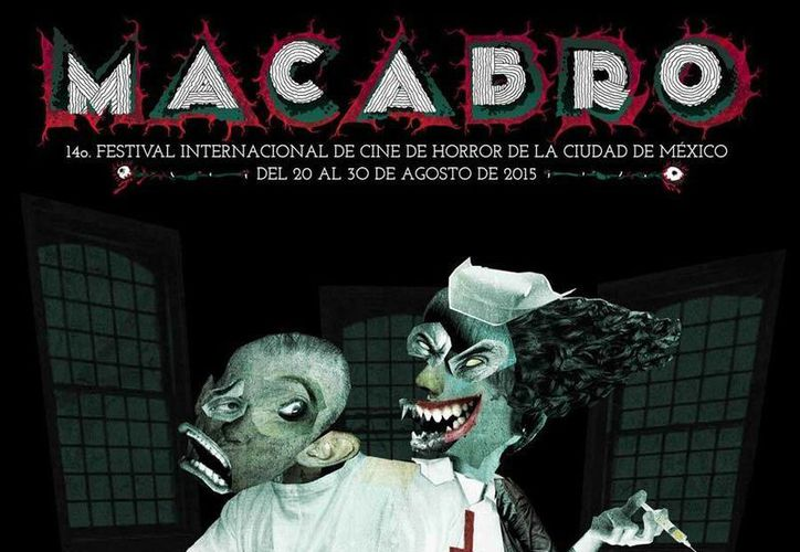 La edición número 14 de Macabro Festival Internacional de Cine de Horror de la Ciudad de México, se identificará con el concepto #MacabroMadness, teniendo como temática los hospitales psiquiátricos. (blog.seccionamarilla.com.mx)