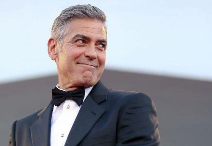 El actor George Clooney es el actor mejor pagado de 2018, según el ranking de Forbes. (Reuters)
