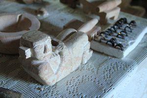 Compás de jarana y artesanía de oro en Tekax