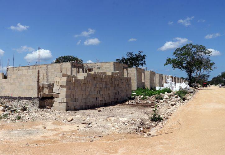 En 50 desarrollos de vivienda la Canadevi ha usado cemento africano. (Foto: Milenio Novedades)