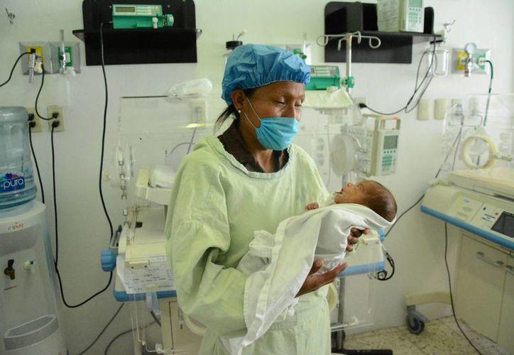 El evento será una jornada de trabajo en donde se presentará la evolución de los menores prematuros. (Victoria González/SIPSE)