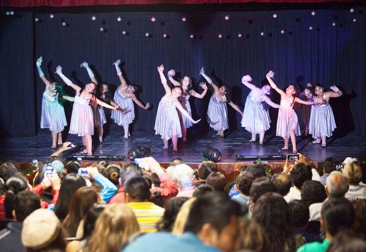 Hoy a las 19 horas será la inauguración del 9º Festival de Danza Jazz de la Riviera Maya. (Octavio Martínez/SIPSE)