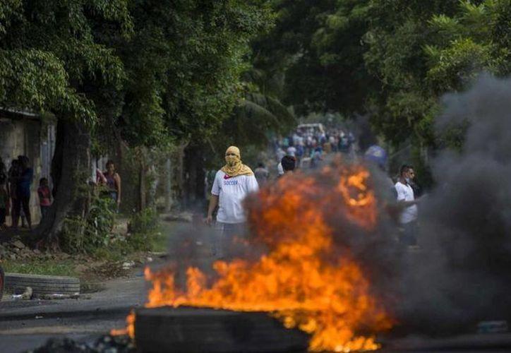 Este miércoles se reanudaban las clases en las escuelas, suspendidas desde el jueves pasado por los enfrentamientos. (Foto: Especial)