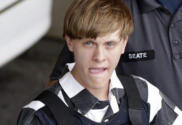Dylan Roof fue encontrado culpable por los 33 cargos que se le imputaban. (Archivo/AP)