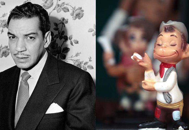 Desde la muerte de 'Cantinflas', en 1993, su hijo adoptivo y su sobrino se disputan los derechos de los filmes producidos por Posa Films. (Agencias)