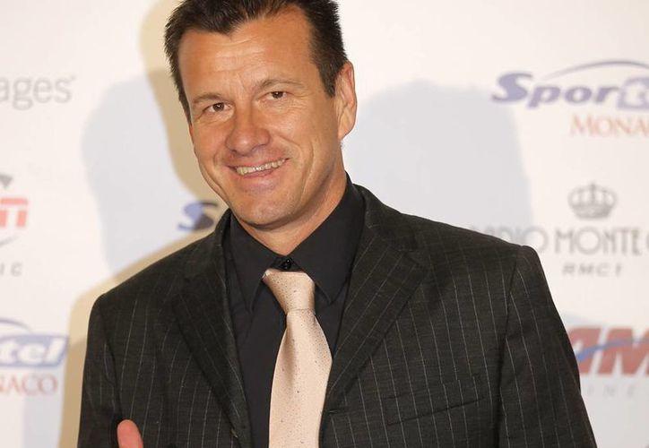 Carlos Dunga fue capitán de la selección brasileña campeona mundial de 1994 y la dirigió en Sudáfrica 2010, donde cayó en cuartos de final ante Holanda. (AP)