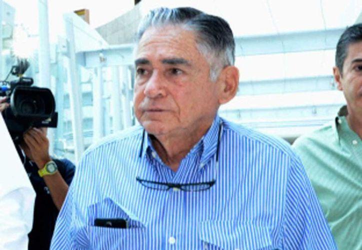 Fernando García prácticamente se adueñó del sindicato de Taxitel cuando fue nombrado secretario general en 1986. (Periódico Correo)