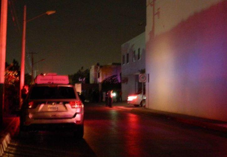 Los hechos se registraron la noche del pasado martes en la Región 310. (Redacción/SIPSE)