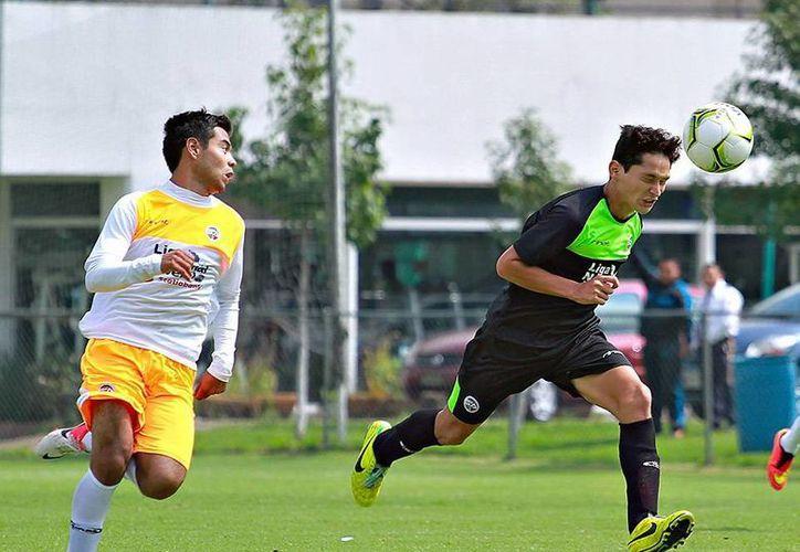 Rayados Mérida comenzó ganando a Santos Laguna en el torneo sub-15 que se desarrolla en la Ciudad de México, pero luego le empataron. (Milenio Novedades)