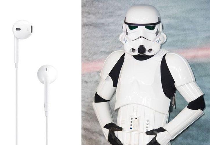 Los auriculares están inspirados en la armadura original de las Tropas de Asalto. (Foto: BussinesInsider)