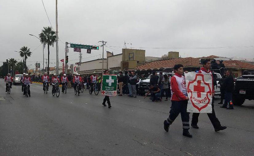 Hace unos días un paramédico fue asesinado por un comando armado en Guerrero, situación que ha preocupado a los servicios de emergencias. (Excélsior)