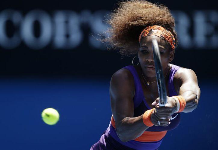 'Es un día muy triste para todos los deportistas y el deporte en general', indicó Serena sobre la confesión de dopaje de Lance Armstrong. (Agencias)