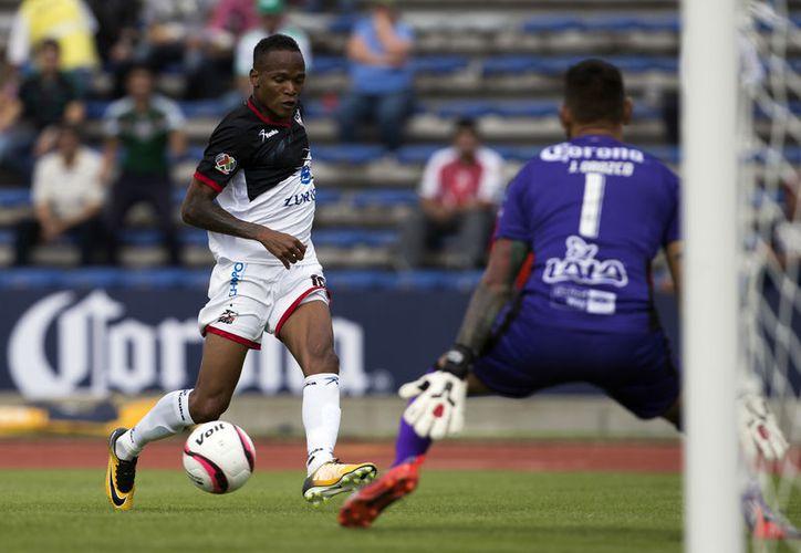 Luis Quiñones fue dado de baja de Lobos BUAP. (Mexsport).