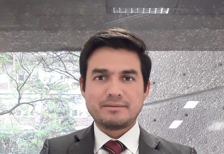 Alejandro Meza Corrales, nuevo Gerente de Cumplimiento Legal del Infonavit a nivel nacional. (Novedades Yucatán)