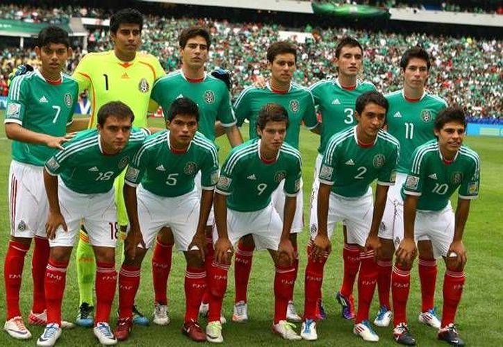 La Sub-17 mexicana jugará contra Nigeria, Irak y Suecia en la primera ronda. (morethanjustsports.com)