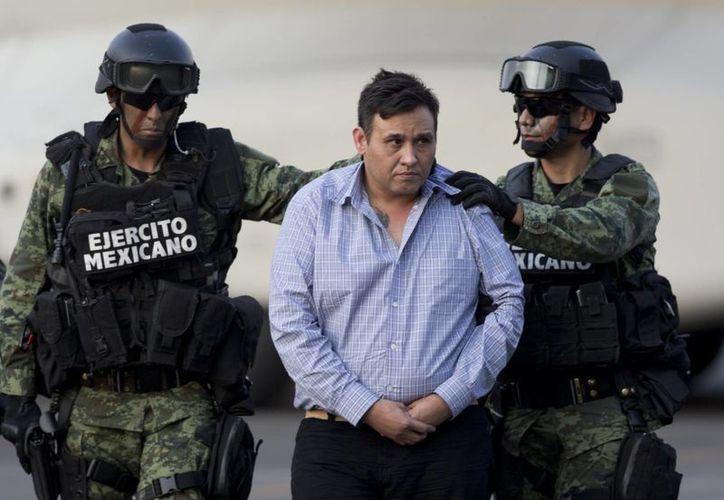Omar Treviño Morales es acusado en Estados Unidos por tráfico de cocaína. (AP)