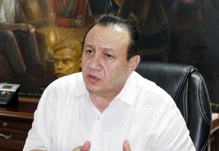 Roger Metri Duarte declaró que buscará posicionar a la Sedeculta en la Semana de Yucatán en México. (Milenio Novedades)