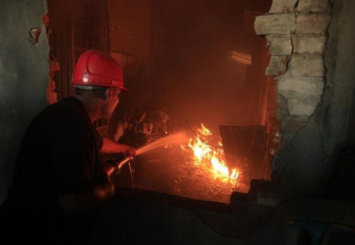 El incendio se registró el martes en la ciudad de Shantou, provincia de Guangdong. (Foto de contexto)