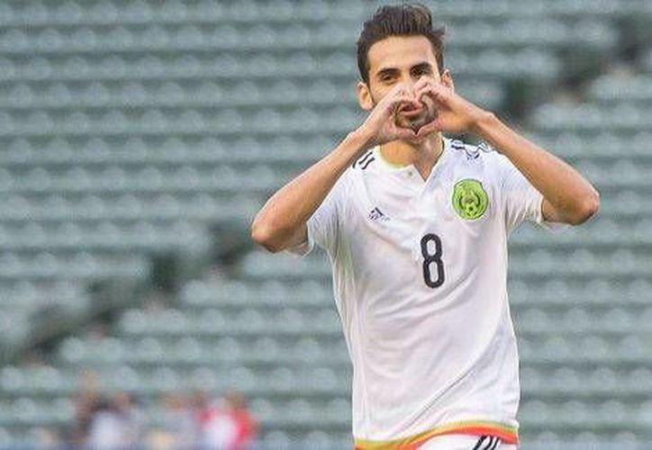 Con un penal  cobrado por Raúl López, la Selección Mexicana consiguió ante Haiti su segunda victoria en el Torneo Preolímpico de la Concacaf donde disputa un boleto para los próximos Juegos Olímpicos. (Mexsport)