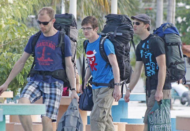 Los mochileros generalmente buscan hostales, por lo que en Quintana Roo habrán más opciones para ellos. (Foto: Israel Leal)