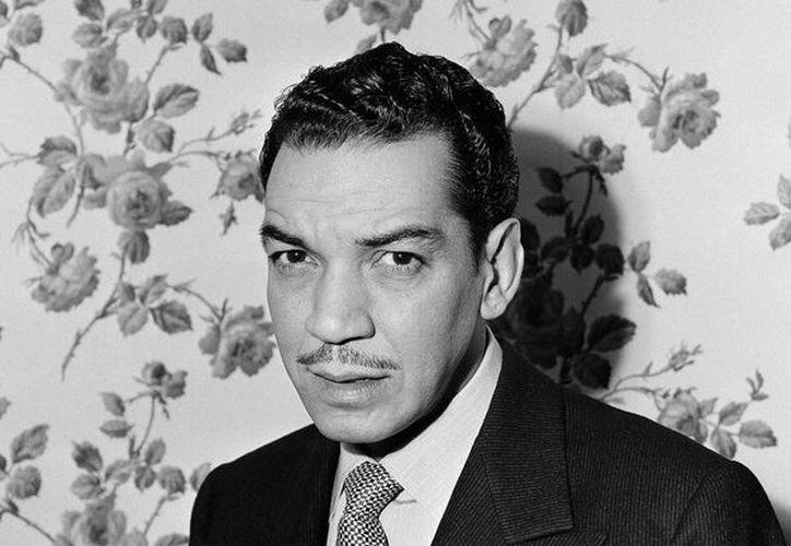 Mario Moreno será homenajeado con proyecciones de sus filmes por televisión y la conclusión de su película biográfica. (Agencias)