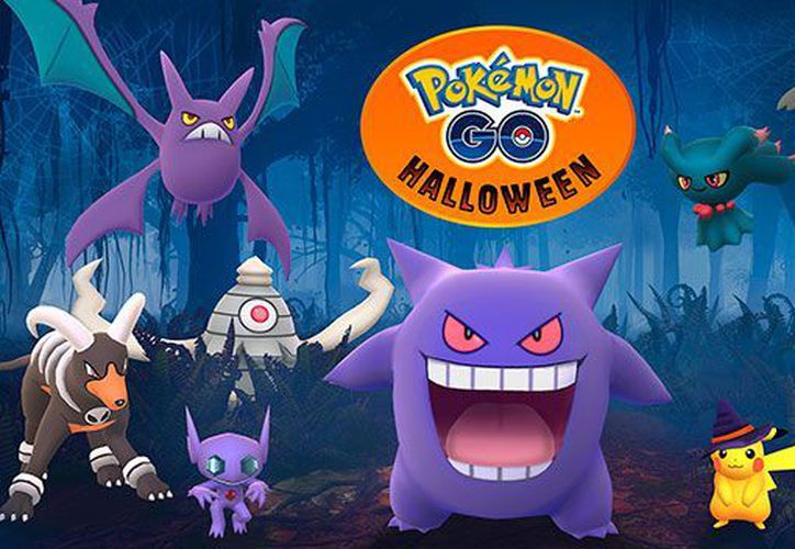 ¡El evento de Halloween 2017 de Pokémon GO está a la vuelta de la esquina! (Niantic).