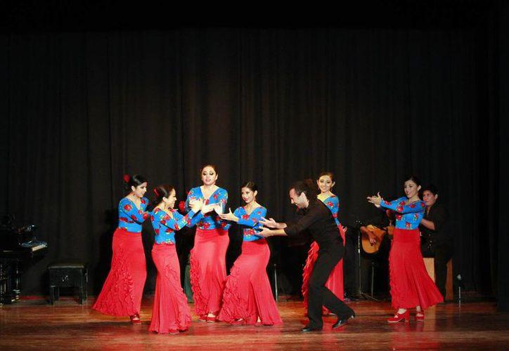 La danza flamenca es desde hace tres años Patrimonio Cultural Inmaterial de la Humanidad, según la Unesco. (Milenio Novedades)
