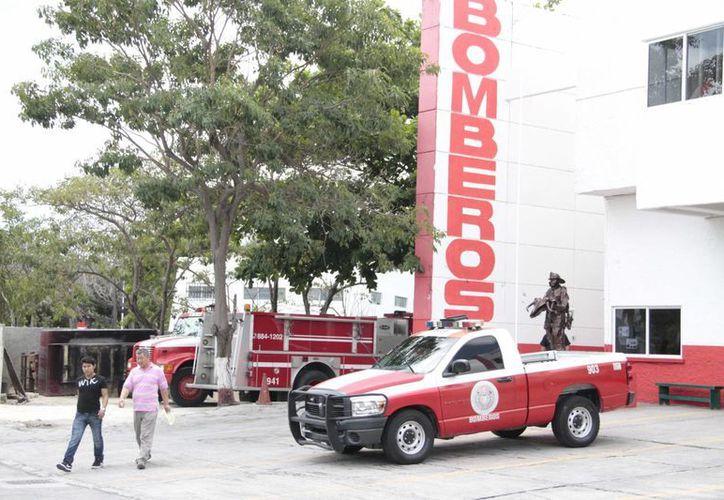 Consideran urgente la llegada de camiones nuevos. (Tomás Álvarez/SIPSE)