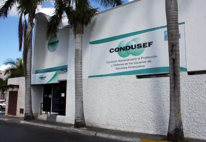 La Condusef es una de las últimas oficinas federales que tendrá cambio de delegado. (Milenio Novedades)