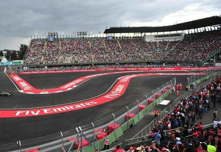 El autódromo ha sido sede de diferentes espectáculos de primer nivel, tanto deportivo como de conciertos reconocidos.(Notimex)