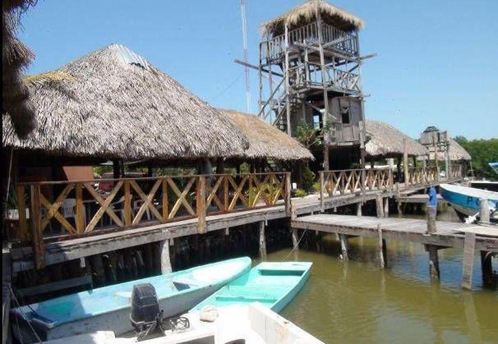 El parador turístico Ría de Progreso. (SIPSE)