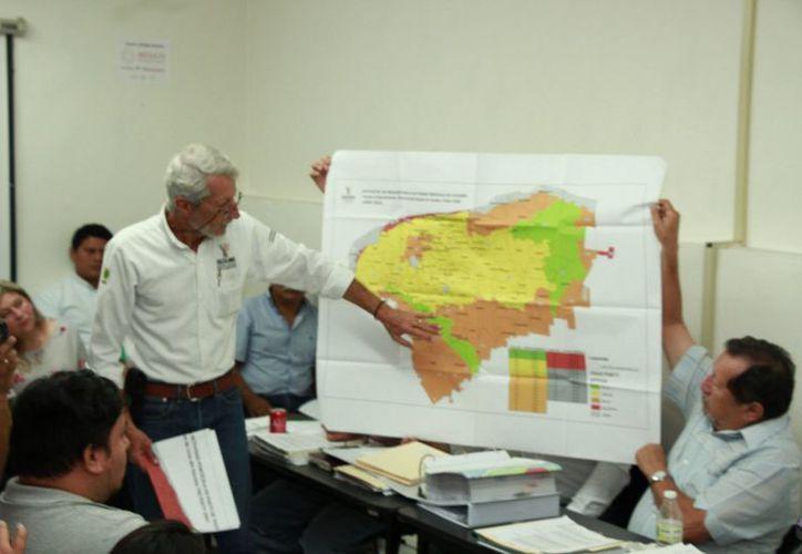 Dr. Eduardo Batllori Sampedro ofreció una conferencia sobre este tema. (Foto: Jorge Acosta/Milenio Novedades)