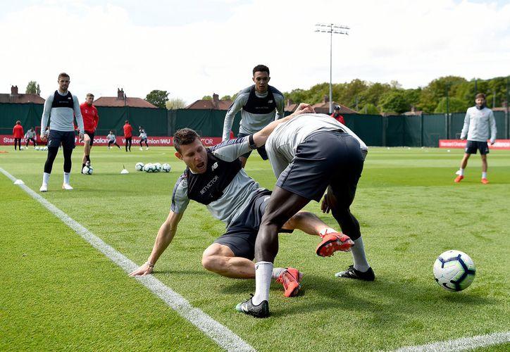 El Liverpool se prepara con todo. (Foto:Liverpool FCCuenta verificada @LFC)