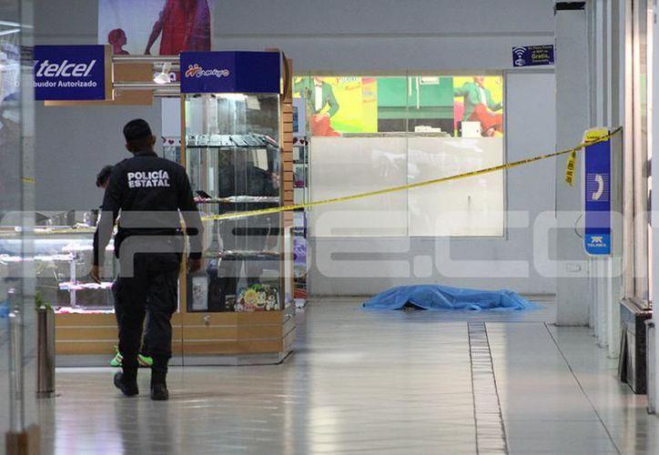Este viernes se cumple una semana del trágico crimen en el interior de Plaza Fiesta. (Milenio Novedades)