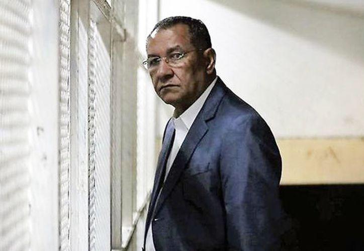 El expresidente del Congreso, Arístides Crespo fue detenido por acusaciones de corrupción en el período 2014-2015. (Contexto/Internet)
