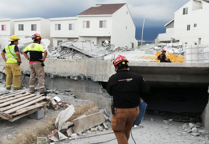 La Guardia Civil confirmó que de inmediato enviaron unidades de auxilio. (Milenio)