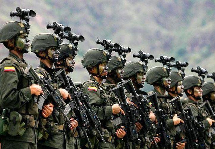 La fuerza policiaca cuenta con 167 mil hombres. (policia.gov.co)