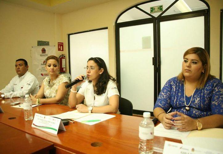 La directora general del IQM, Blanca Cecilia Pérez Alonso. (Redacción/SIPSE)