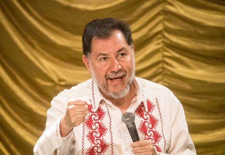 El diputado federal Gerardo Fernández Noroña visitará esta tarde Playa del Carmen. (fernandeznorona.mx)