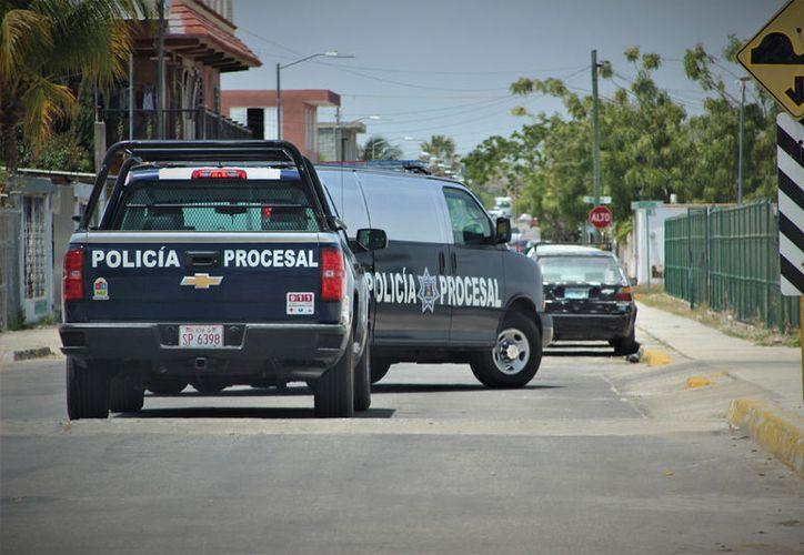Karla Blancas fue detenida el cinco de abril, cuando se dirigía a buscar a su hijo. (Foto: David de la Fuente)