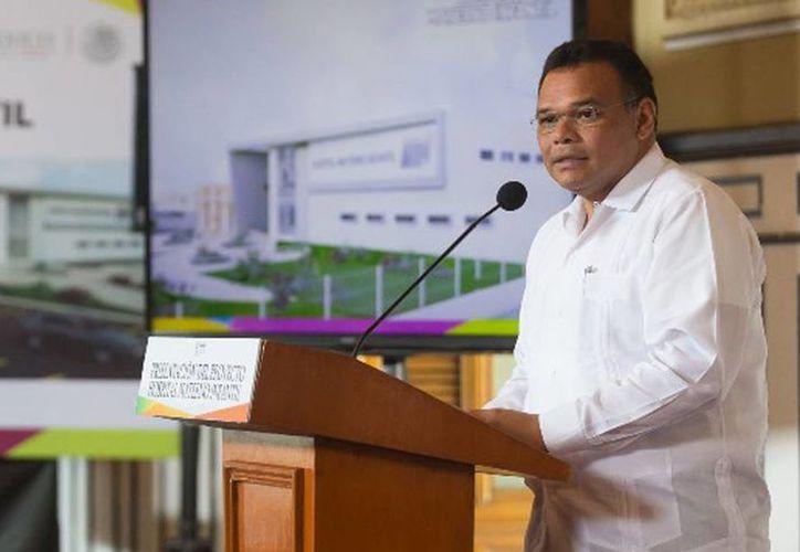 El Gobernador del Estado se enfocará en las experiencias locales en materia educativa con diversas universidades norteamericanas. (Milenio Novedades)