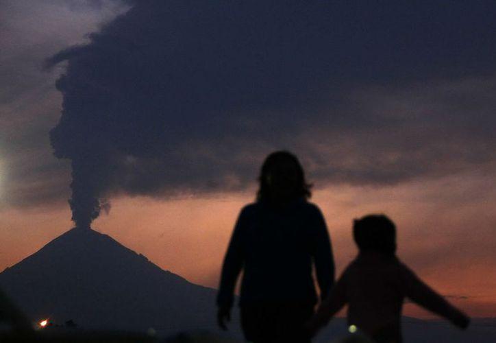 Su último escenario eruptivo fue en septiembre pasado. (EFE)