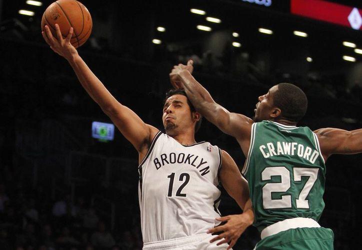 Nets de Brooklyn hizo oficial el anuncio de la contratación del base mexicano Jorge Gutiérrez. (stmedia.net)