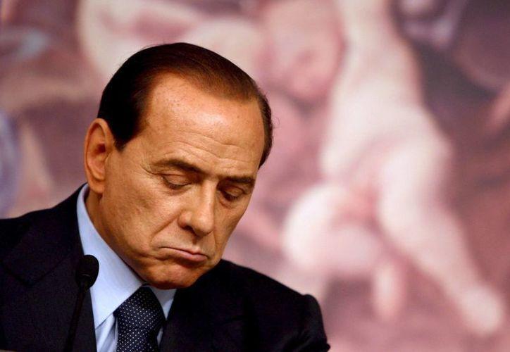 Apenas el miércoles pasado, Berlusconi fue absuelto del polémico 'caso Ruby'. (Archivo/AP)
